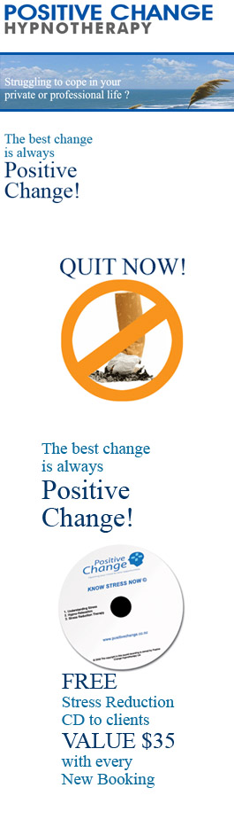 Profile picture for Positive Change Hypnotherapy