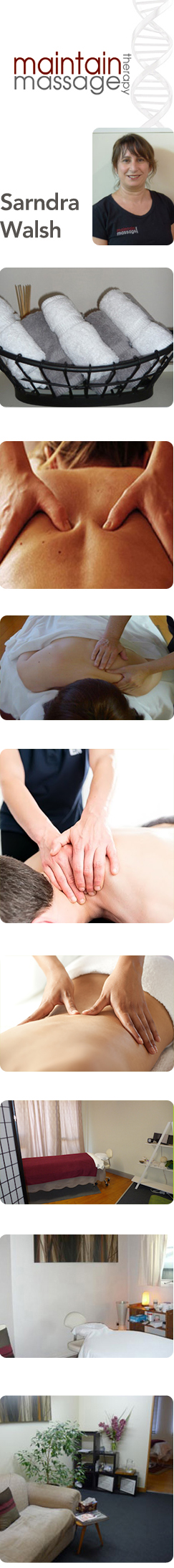 Profile picture for Maintain Massage Therapy