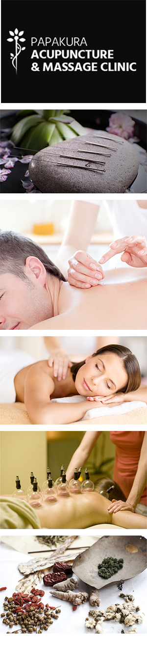 Profile picture for Papakura Acupuncture & Massage Clinic ( was Eric Wang Acupuncture )