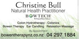 Profile picture for Christine Bull Natural Health Practitioner