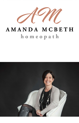 Profile picture for Amanda J McBeth - Homeopath