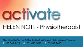 Profile picture for Activate Physiotherapy