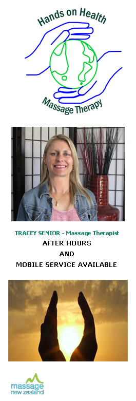 Profile picture for Hands on Health Massage Therapy with Tracey