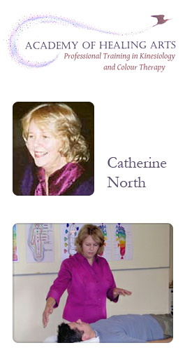 Profile picture for Catherine North - Academy of Healing Arts