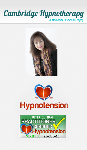 Profile picture for Cambridge Hypnotherapy