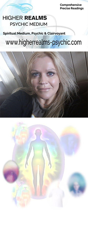 Profile picture for NZ Psychic-Medium and Energy Healer