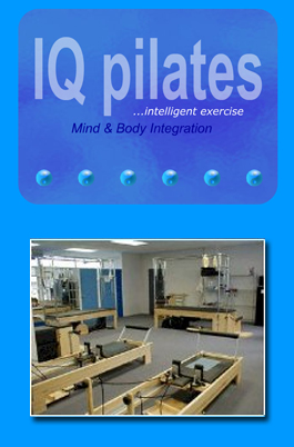 Profile picture for IQ Pilates