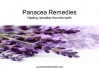 Click for more details about Panacea Remedies