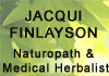 Click for more details about Jacqui Finlayson - Naturopath & Medical Herbalist