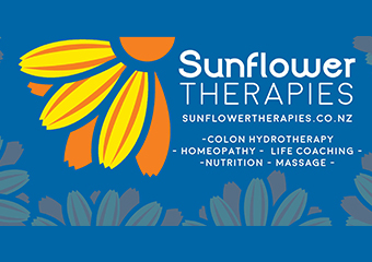 Click for more details about Sunflower Therapies, Colon Health & Wellbeing